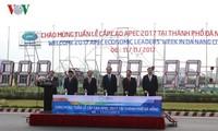 Danang est prête à accueillir la semaine de haut rang de l'APEC 2017