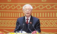 Nguyen Phu Trong partira pour le Cambodge
