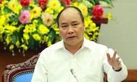 Nguyen Xuan Phuc travaille avec Samsung Electronics Thai Nguyen