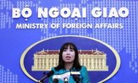 Mer Orientale: le Vietnam défend ses activités pétrolières