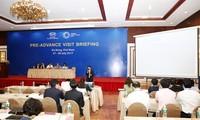 Sommet de l'APEC 2017: première visite de repérage des économies membres