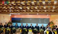Inauguration du marché dérivé du Vietnam