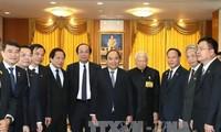 Suite des activités du Premier ministre Nguyen Xuan Phuc en Thaïlande