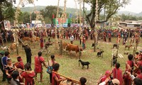 Arieu ping, la fête pour le repos des âmes des Pa Ko