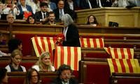 Le Parlement catalan adopte la loi prévoyant un référendum d'autodétermination