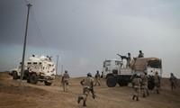 Mali: attaque contre des Casques bleus