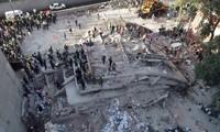 Mexique: le monde prie pour les victimes du « terrible tremblement de terre »