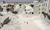 La Russie accuse l'UE de «politiser» la reconstruction de la Syrie