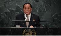 Un ministre nord-coréen évoque le test d'une bombe H dans le Pacifique