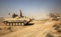 Irak: les forces gouvernementales avancent