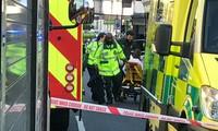 Ahmed Hassan, 18 ans, a été inculpé pour tentative de meurtre dans l'attaque du métro de Londres