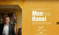 L'ancien ambassadeur français Jean-Noël Poirier tourne un film sur Hanoï