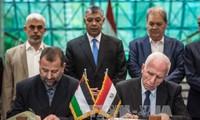 Palestine: Le Fatah et le Hamas signent un accord de réconciliation