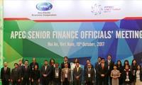 Réunion des hauts officiels des finances de l'APEC 2017