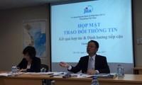 La JICA continue à coopérer avec le Vietnam
