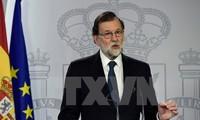 """Catalogne: """"Nous avons atteint une situation limite"""", pour Mariano Rajoy"""