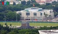 Ouverture de la 4ème session de l'Assemblée nationale