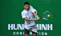 Tournoi international de tennis Hung Thinh Vietnam Open 2017 à Ho Chi Minh-ville