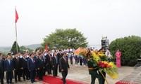 Le 70ème anniversaire de la victoire de la rivière Lo célébré à Phu Tho