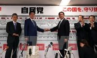Japon : pari gagné pour Shinzo Abe !