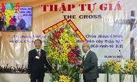 Ouverture de la 5ème Assemblée générale de l'Eglise de la paternité chrétienne du Vietnam