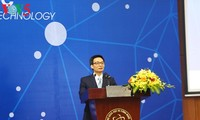 Inauguration de l'institut des sciences et technologies Vietnam-République de Corée