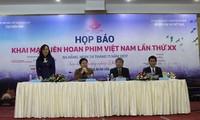 Ouverture du 20ème festival du film du Vietnam