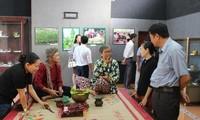 Exposition sur la coutume du bétel des ethnies vietnamiennes