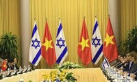 Le cinquième cycle de négociations sur l'accord de libre-échange Vietnam-Israël