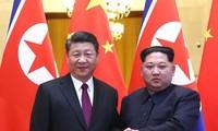 Pékin et Pyongyang décident de promouvoir la coopération stratégique
