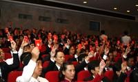 Đại hội Đoàn Thanh niên Cộng sản Hồ Chí Minh thành phố Hà Nội bế mạc