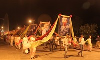 Kỷ niệm 123 năm Ngày sinh Chủ tịch Hồ Chí Minh và khai mạc Lễ hội Làng Sen 2013