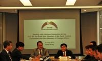 Tăng cường hợp tác Việt Nam- Hong Kong (Trung Quốc) trong phát triển vành đai kinh tế Vịnh Bắc Bộ