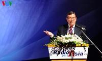 Hội nghị Phát thanh châu Á 2013 thành công với nhiều dấu ấn