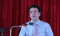 Lãnh đạo thành phố Hà Nội gặp mặt các cơ quan báo chí nhân kỷ niệm 60 năm ngày Giải phóng Thủ đô