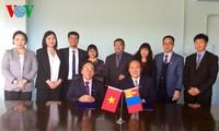 VOV hợp tác truyền thông với Đài phát thanh truyền hình Mông Cổ