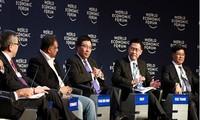Phó Thủ tướng Phạm Bình Minh dự Hội nghị diễn đàn kinh tế thế giới 2015