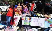 Du học sinh Việt Nam tại Australia góp quỹ từ thiện hướng về quê hương