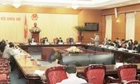 Ủy ban Tư pháp của Quốc hội thẩm tra các dự án luật chuẩn bị cho Kỳ họp thứ 9, Quốc hội khóa XIII