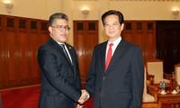 Việt Nam và Venezuela khẳng định cam kết hợp tác trong lĩnh vực dầu khí