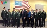 Việt Nam và Hoa Kỳ nhất trí thúc đẩy hợp tác quốc phòng và an ninh