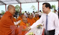 Phó Thủ tướng Vũ Văn Ninh gửi thư chúc Tết đồng bào Khmer nhân dịp Tết Chôl Chnăm Thmây