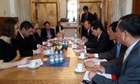 Tham vấn chính trị Việt Nam và Cộng hòa Séc