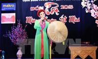 Biểu diễn Quan Họ Việt Nam tại Cộng hòa Séc