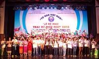 """Bế mạc Trại hè Việt Nam 2015 với chủ đề """"Tự hào Việt Nam"""""""