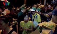 Hà Nội hỗ trợ Quảng Ninh 4 tỷ đồng khắc phục thiệt hại mưa lũ