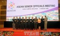 SOM ASEAN+3 và SOM EAS thống nhất chương trình nghị sự trình hội nghị cấp bộ trưởng