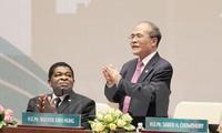 Chủ tịch Quốc hội Nguyễn Sinh Hùng sẽ dự Hội nghị các Chủ tịch Quốc hội thế giới lần thứ 4