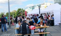 Lễ hội ẩm thực Việt ở Cộng hòa Czech xóa nhòa sự xa cách