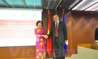 Việt Nam và Italia thúc đẩy hợp tác kinh tế